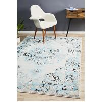 Rug Culture Alexa Transitional Floor Area Rugs Blue Grey  MET-602-BLU-330X240cm