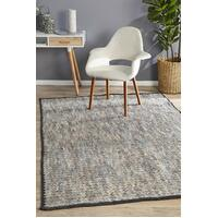Rhythm Jazz Smoke Floor Area Rug  MIL-734-SMO-280X190cm
