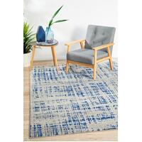 Rug Culture Ashley Abstract Modern Floor Area Rugs Blue Grey  MIR-352-NAV-290X200cm