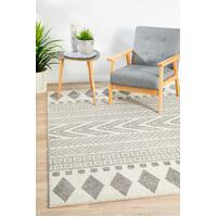 Rug Culture Adani  Modern Tribal Design Floor Area Rugs Grey  MIR-359-GRY-400X300cm