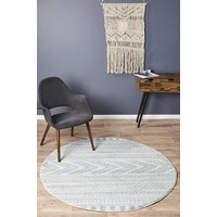 Rug Culture Adani  Modern Tribal Design Floor Area Rugs sky Blue  MIR-359-SKY-230X160cm