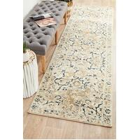 Rug Culture Mayfair Stem Bone Runner Rugs OXF-436-BON-300X80cm