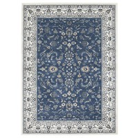 Rug Culture Aisha Oriental Floor Area Rugs Blue White  PAL-20-BLUW-170X120cm