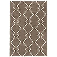 Rug Culture Fantasy Festival Taupe Skies Handmade Wool Floor Area Rugs PRO-HAVE-TAU-225X155cm