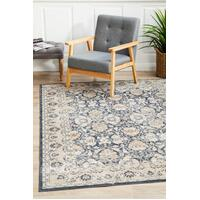 Rug Culture Esquire Balance Traditional Blue Floor Area Rugs PVD-835-BLU-400X300cm