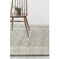 Rug Culture Breeze Orb Silver Floor Area Rugs SOP-881-SIL-400X300cm