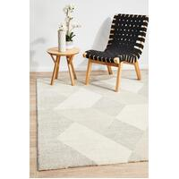Rug Culture ALPINE 833 Floor Area Carpeted Rug Contemporary Rectangle Grey Multi 230X160cm