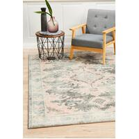 Rug Culture AVENUE 701 Floor Area Carpeted Rug Modern Rectangle Grey 230X160cm
