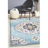 Rug Culture Babylon 202 Floor Area Carpeted Rug Modern Rectangle Blue 290X200cm