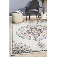 Rug Culture Babylon 202 Floor Area Carpeted Rug Modern Rectangle White 330X240cm