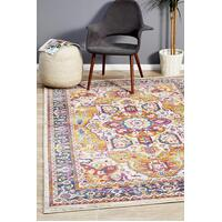 Rug Culture Babylon 207 Floor Area Carpeted Rug Modern Rectangle Multi 230X160cm