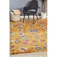 Rug Culture Babylon 210 Floor Area Carpeted Rug Modern Rectangle Rust 230X160cm