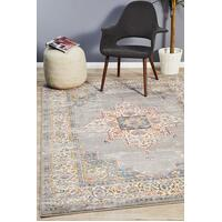 Rug Culture Babylon 211 Floor Area Carpeted Rug Modern Rectangle Grey 290X200cm