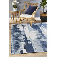 Rug Culture Magnolia 11 Floor Area Carpeted Rug Modern Rectangle Denim 225X155cm
