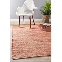 Rug Culture PARADE 444 Floor Area Carpeted Rug Modern Rectangle Orange 220X150cm